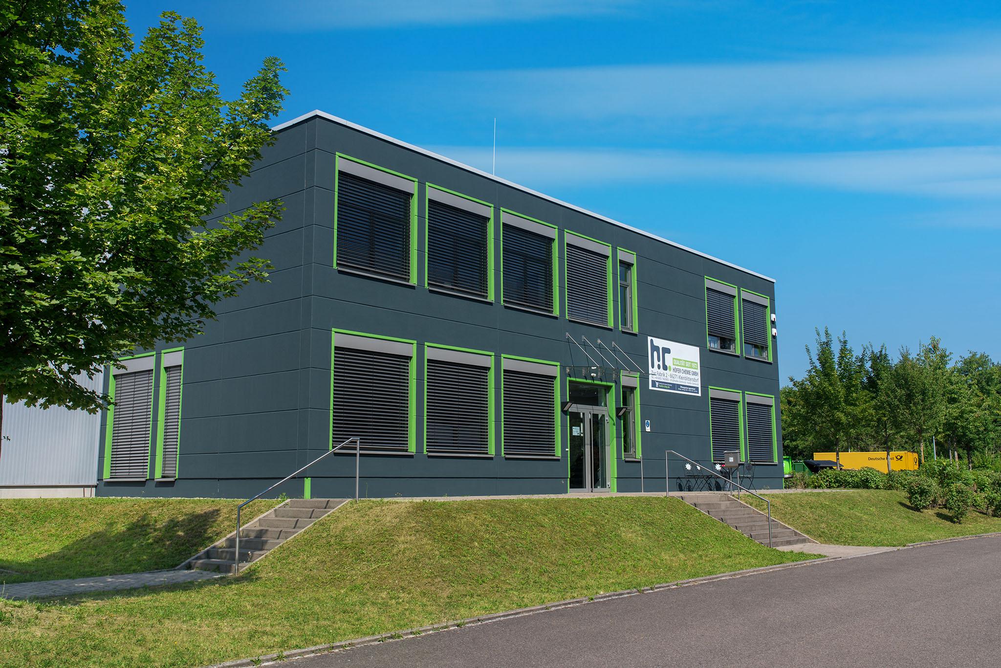 Herzlich Willkommen bei Höfer Chemie® GmbH